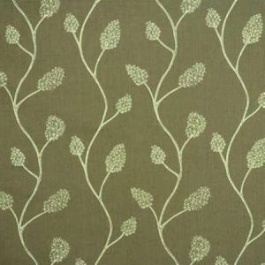 GWF-2623-30 WISTERIA Olive Sage Groundworks Fabric