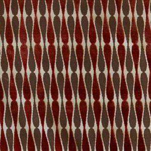 GWF-2640-24 DRAGONFLY Beige Rust Groundworks Fabric