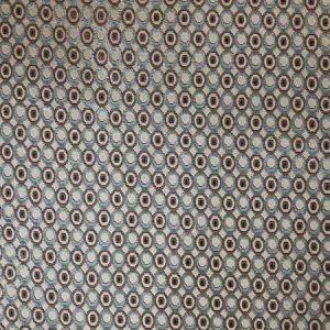 GWF-2641-13 PEARL Beige Aqua Groundworks Fabric