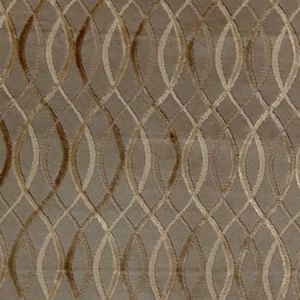 GWF-2642-16 INFINITY Taupe Stone Groundworks Fabric