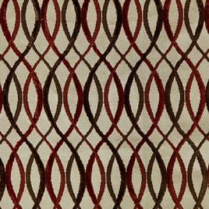 GWF-2642-24 INFINITY Beige Rust Groundworks Fabric
