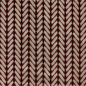 GWF-2643-24 ZEBRANO Beige Rust Groundworks Fabric