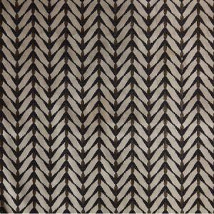 GWF-2643-50 ZEBRANO Beige Midnight Groundworks Fabric