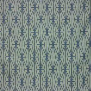 GWF-2812-313 KATANA Jade Teal Groundworks Fabric