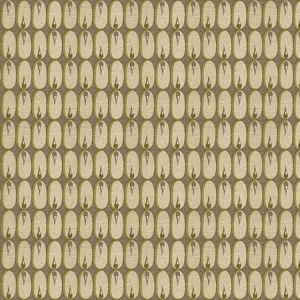 GWF-2924-23 OVAL FLAME Lime Groundworks Fabric