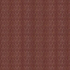 GWF-2925-916 WAVES OMBRE Red Groundworks Fabric