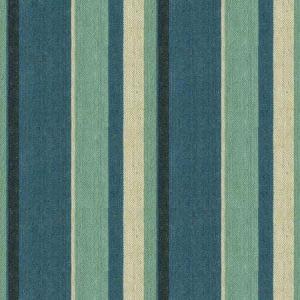 GWF-3312-535 DRUMMOND STRIPE Blue Aqua Groundworks Fabric