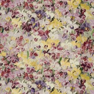 GWF-3406-104 CATELAYAS 2 Purple Berry Groundworks Fabric