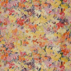 GWF-3406-740 CATELAYAS 2 Pink Yellow Groundworks Fabric