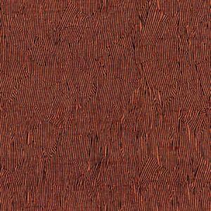 GWF-3531-178 AVANT Salmon Black Groundworks Fabric