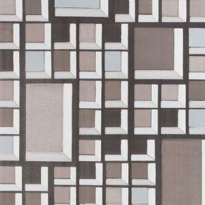 GWP-3700-868 RARITY PAPER Mocha Noir Groundworks Wallpaper