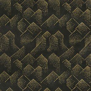 GWP-3703-840 BRINK PAPER Gold Onyx Groundworks Wallpaper