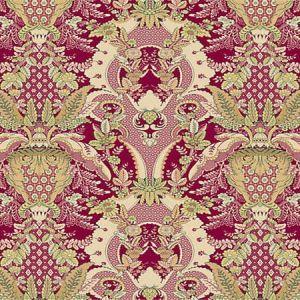 H0 0001 1702 MAINTENON Flamboyant Scalamandre Fabric