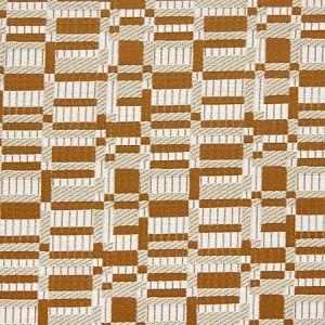 H0 0002 0799 KIOSQUE Cognac Scalamandre Fabric