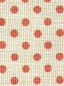 2130-02 HAMPTON Shrimp on Tint Custom Only Quadrille Fabric