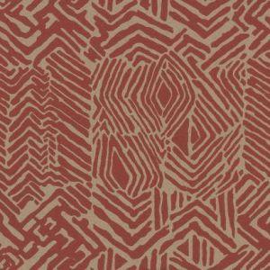 HC7550 Tribal Print York Wallpaper