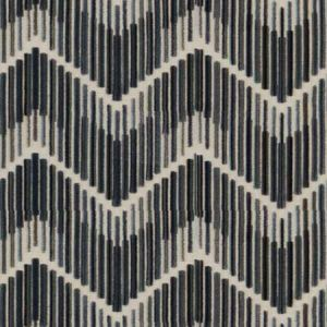 34553-521 HIGHS AND LOWS Steel Kravet Fabric
