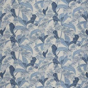HIMALAYAN FLORAL Bluebell Vervain Fabric