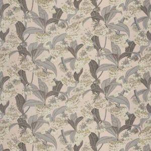 HIMALAYAN FLORAL Blush Rose Vervain Fabric