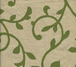 HC1220T-02 DAMASCENE Fig on Tan Quadrille Fabric