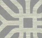 HC1520-02 LABYRINTH Greige Quadrille Fabric