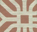 HC1520-05 LABYRINTH Rosa Antico Quadrille Fabric