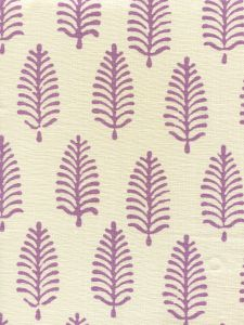 HC1940-06 PINEWOOD Lavender on Tint Quadrille Fabric