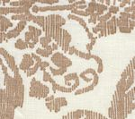302312F-CU VICTORIA Mojave on Tint Quadrille Fabric