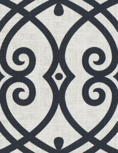 2616 Ink Trend Fabric