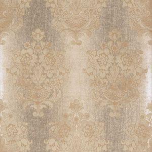 50087W MILANA Chamois 01 Fabricut Wallpaper