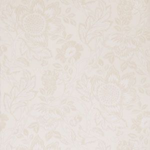 50108W VILLETTA Vanilla 01 Fabricut Wallpaper