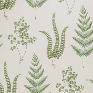 50075W JOCENA Wintergreen 02 Fabricut Wallpaper