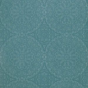 50040W ADULARA Turquoise 01 Fabricut Wallpaper