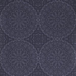 50040W ADULARA Navy 02 Fabricut Wallpaper