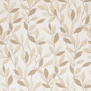 50074W JENNY VINE Umber 01 Fabricut Wallpaper
