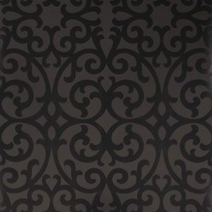 50066W FARIBAULT Onyx 01 Fabricut Wallpaper