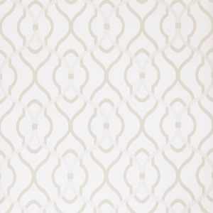 50094W PASSA OGEE Fondant 01 Fabricut Wallpaper