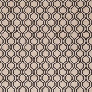 50078W KEYS GEO Khaki 03 Fabricut Wallpaper