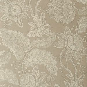 50195W LARETA Nougat 01 Fabricut Wallpaper