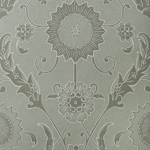 50202W MATHILDE Meadow 02 Fabricut Wallpaper