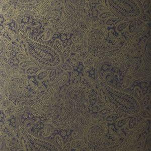 50219W TERENZO Navy 01 Fabricut Wallpaper