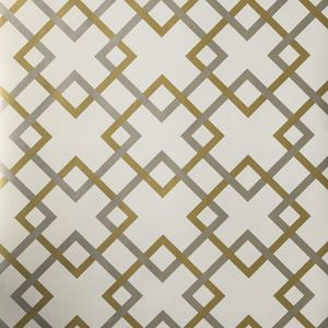 50174W CARREFOURS Metallic Duo 05 Fabricut Wallpaper