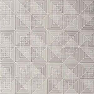 50187W HEMMING Titanium 01 Fabricut Wallpaper