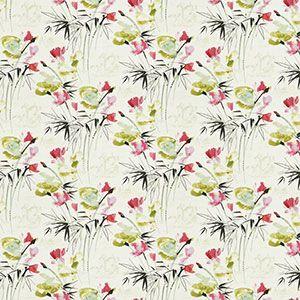 9467102 FLORAL POND Blossom Fabricut Fabric