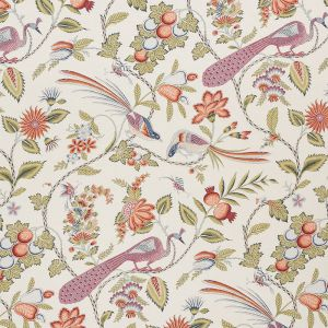 175953 CAMPAGNE Persimmon Pink Schumacher Fabric