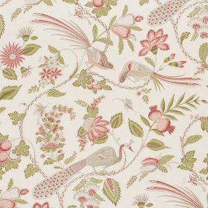 175954 CAMPAGNE Mineral Rose Schumacher Fabric