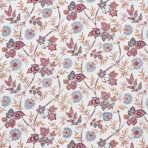 177680 EMPEROR'S VINE Aubergine Schumacher Fabric