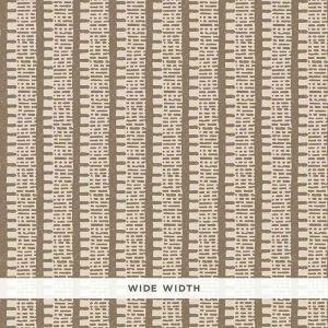 5008016 KIOSK Berber Brown Schumacher Wallpaper