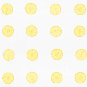 5009820 LEMONADE LEMON Schumacher Wallpaper