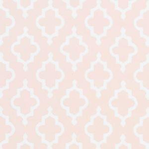 5009861 JAKE Quiet Pink Schumacher Wallpaper
